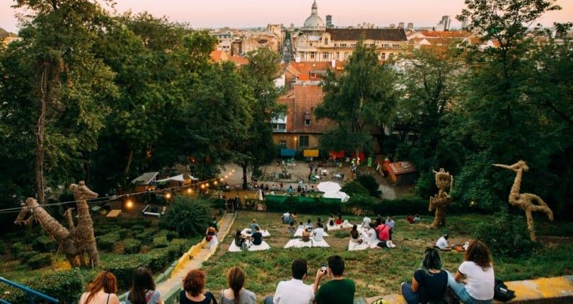Neighbourhoods in Zagreb